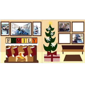 Family Christmas kit