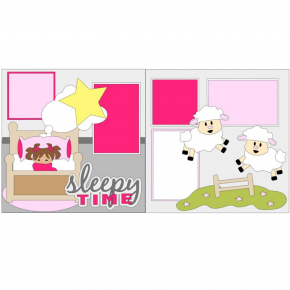 Sleepy Time Girl kit