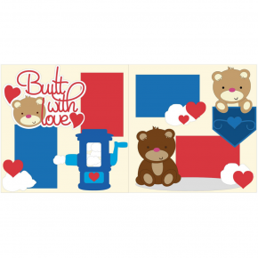 Built With Love Kit