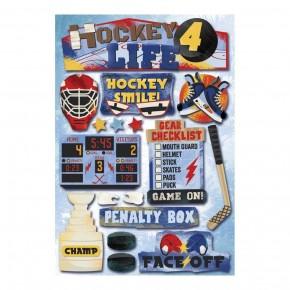 Hockey Stickers