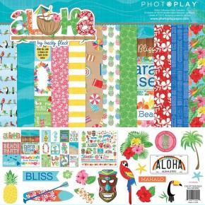 Photo Play Aloha Paper Pack