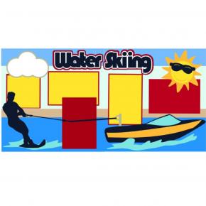 Water Skiing Boy kit