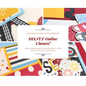 Disney Online Class