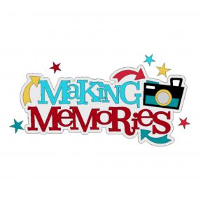 Making Memories Die Cuts