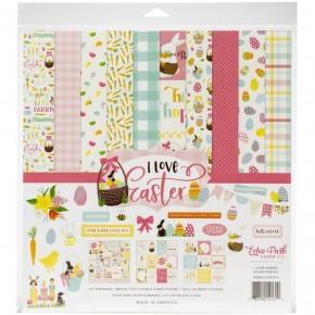 I Love Easter Paper Pack