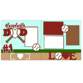 Baseball Dad Kit