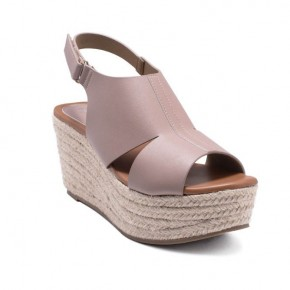 Prema Wedges - Taupe