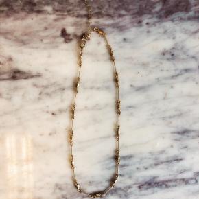 Love, Poppy Knot Dainty Necklace
