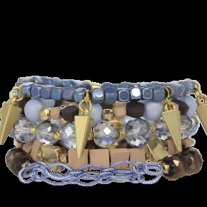 Erimish Geode Bracelet
