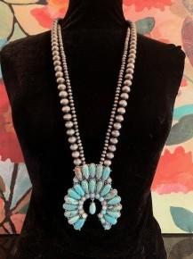 Cowgirl Gypsy Sunrise Necklace