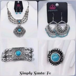 Fashion Fix Set : Simply Santa Fe
