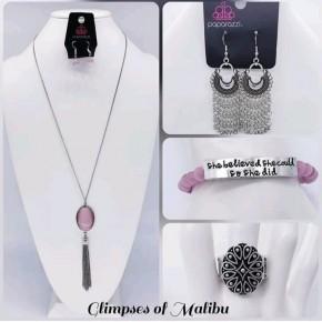 Fashion Fix Set : Glimpses of Malibu