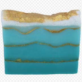 Golden Sands Soap Slice