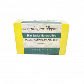 6.6oz Skin Savior Naturopathic Eczema, Psoriasis, Rosacea Soap