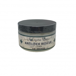 4oz Anti-Itch Rescue with Chia - Unscented