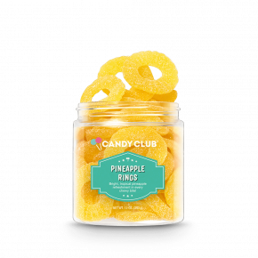 Candy Club  Small Cup | Pineapple Rings