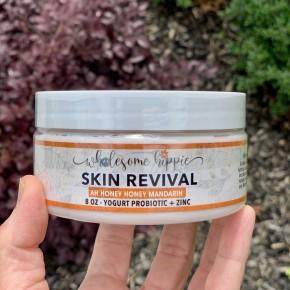 8oz Skin Revival Probiotic - Ah Honey Honey Mandarin