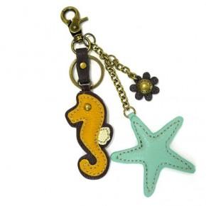 Chala Seahorse - Charming Key Chain