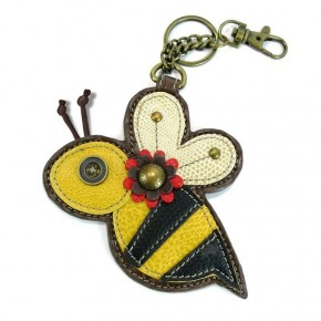 Chala - Bee - Key Fob/Coin Purse
