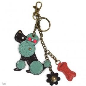Chala Poodle -  Mini Keychain