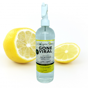 Anti-Viral Alcohol Cleaning Spray