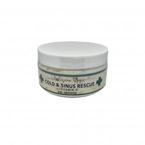 8oz Cold, Sinus & Allergy Rescue with Vitamin C - Unscented