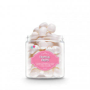 Candy Club  Small Cup | Tropical Drops