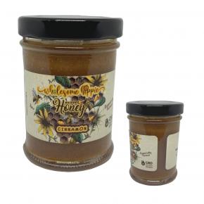 C-BEE-D Raw Honey 3oz, 300MG - 4 Flavors