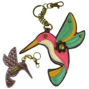 Chala - Hummingbird - Key Fob/Coin Purse