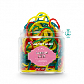 Candy Club Large Cup | Rainbow Laces
