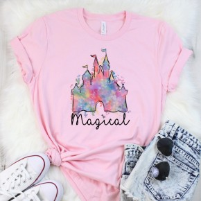 The Most Magical Place Graphic Tee