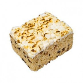 Jumbo S'mores Rice Krispie Treat