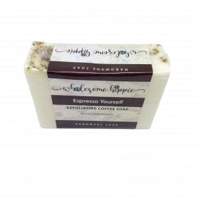 6.6 oz Espresso Yourself Coffee Handmade Soap