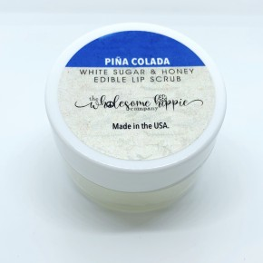 Sugar and Honey Edible Lip Scrub - Pina Colada