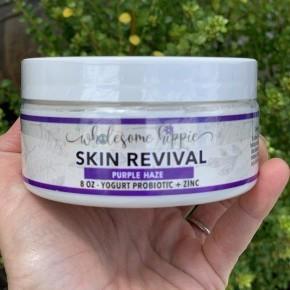 8oz Skin Revival Probiotic - Purple Haze