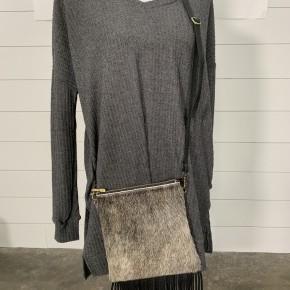 Leather Purse with Fringe - Eleve