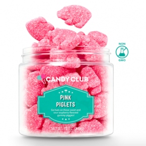 Candy Club | Small Cup Pink Piglets