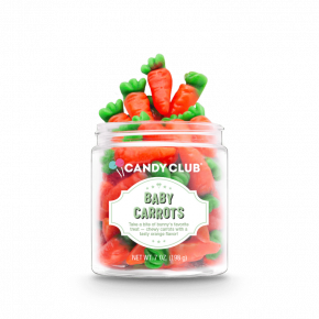 Candy Club  Small Cup | Baby Carrots