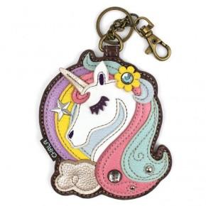 Chala - Unicorn - Key Fob/Coin Purse