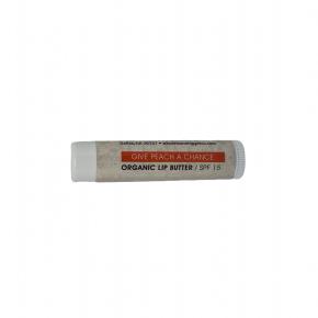 Organic Lip Butter - Give Peach a Chance SPF15