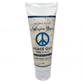 2oz Peace Out Pain Rescue Winterfresh - 250