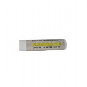 Organic Lip Butter - Peace Lovin' Lemonade SPF15