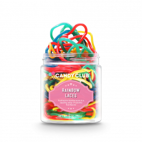 Candy Club  Small Cup | Rainbow Laces