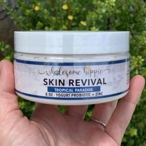 8oz Skin Revival Probiotic - Tropical Paradise