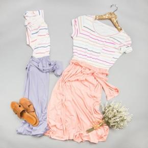 Favorite Tie Spring Dress