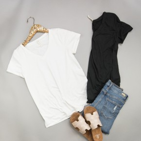 Buttersoft & Basic's Tee