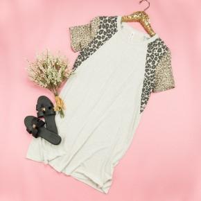 I Spy Leopard Dress