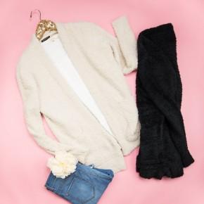 Flaunt Cloud Sweater