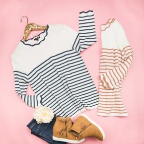 Preppy Girl Sweater
