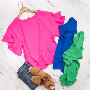 Bright & Bold Blouse